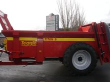 Titan 9 Cereal tipping trailer