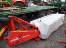 Used 2011 Kuhn GMD 8