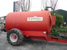2009 Marshall ST 1400 Manure sp