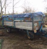 Used farm trailer :