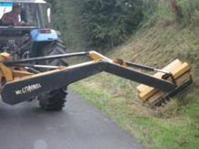 2000 Mc Connel 360 Hedge mower