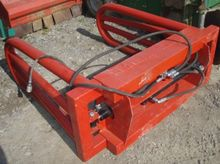 Metal-Fach SQB Bale forks and g