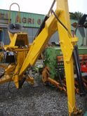 2005 Mc Connel PA8 Backhoe