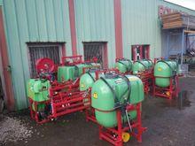 2014 Promar 800 litres - 15m Tr