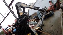 2015 Kronos 450 Log loader