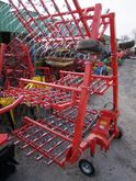 2017 Mezogep 9.0m Weeder harrow