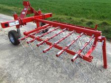 2016 Mezogep 1.5m Weeder harrow