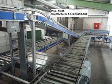 2007 Gebhardt belt conveyor 5.3