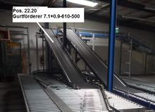 2007 Gebhardt belt conveyor 5.5