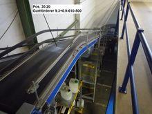 2007 Gebhardt belt conveyor 9.3