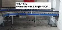 2007 Gebhardt roller conveyor t