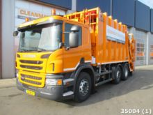Used 2015 Scania P28