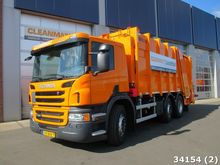 Used 2014 Scania P28