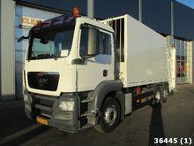 2008 MAN TGS 26.320 6X2 Euro 5