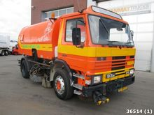 1992 Scania 93.210 Schorling sw