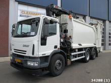 2006 Ginaf C 3127 Hiab 21 ton/m