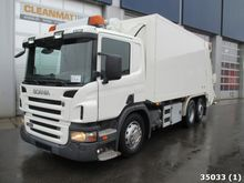 2006 Scania P340 with Hydraulic