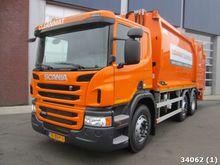 2014 Scania P280 Euro 6