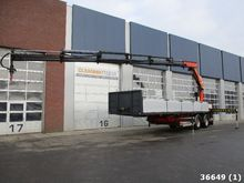 2003 Kwb KWB Plafinger 29 ton/m