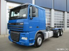 2010 DAF FAT 105 XF 510 6x4 Eur