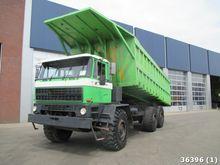 1988 Ginaf F350 Mining truck 6x