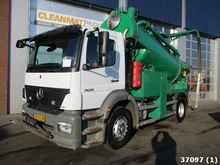 2005 Mercedes-Benz Axor 1828 Be