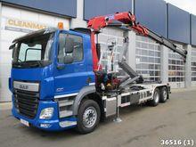 2016 DAF FAN CF 410 6x2 Euro 6