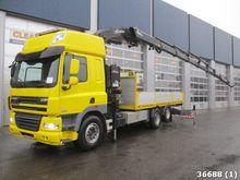 2012 DAF FAS 85 CF 510 6x2 Euro