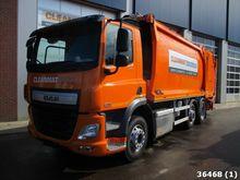 2016 DAF FAG CF 290 Euro 6 AE w