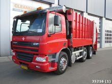 2004 DAF FAG 75 CF 250 Manual