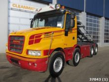 2009 Iveco Strator 500 PK 8x4 T