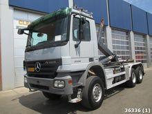 2008 Mercedes-Benz ACTROS 3336