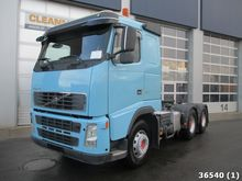2005 Volvo FH 16.550 6x4 Kiphyd