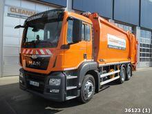 2016 MAN TGS 28.320 Euro 6 Weig