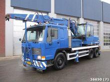 1996 Volvo FL10 6x2 O&K MH Plus