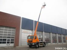 2013 MAN TGM 13.250 4x4 Euro 5