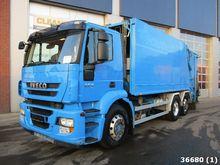 2009 Iveco Stralis 260S36 Euro