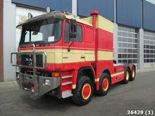 1983 MAN 33 VFA 8x8 WSK Heavy t