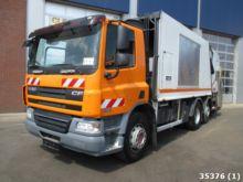 2007 DAF FAN 75 CF 310 Faun Gar