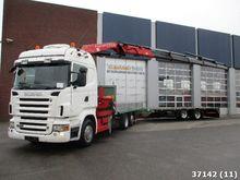 2008 Scania R 500 6x2 V8 Euro 5