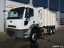 2017 Ford Cargo 2526 D 6x2 Euro