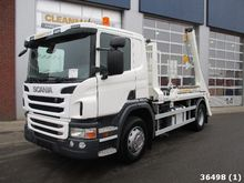 2014 Scania P 410 Euro 6 with n