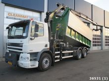 2012 DAF FAS 85 CF 360 6x2 Euro