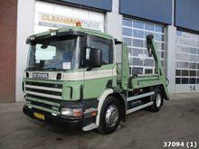 2000 Scania P 94 Euro 2 Manual