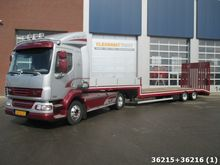 2011 DAF FT 55 LF 280 + AWB tra