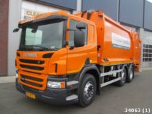 Used Used Scania Garbage Trucks for sale  Scania equipment & more
