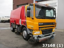 2002 DAF FA 65 CF 220 Johnston