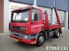 1993 DAF FA 75.270 ATI Manual