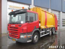 Used 2005 Scania P 2