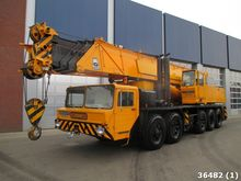 1979 Grove TM 875F 10x6 75 TON